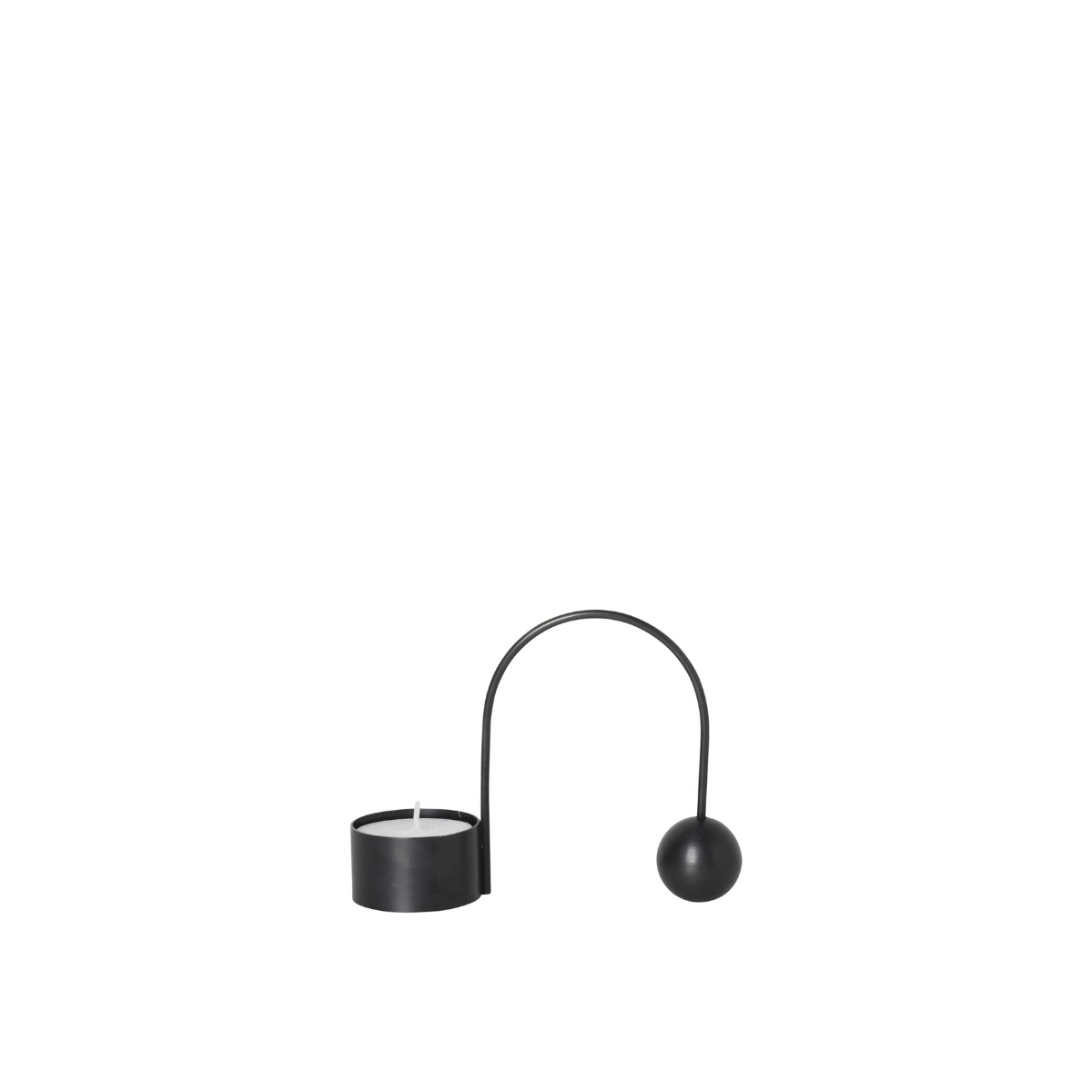 Ferm Living   Balance Tealight Holder - Bolighuset Werenberg