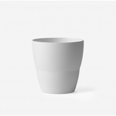Vipp | Keramikpotte - Hvid - Bolighuset Werenberg