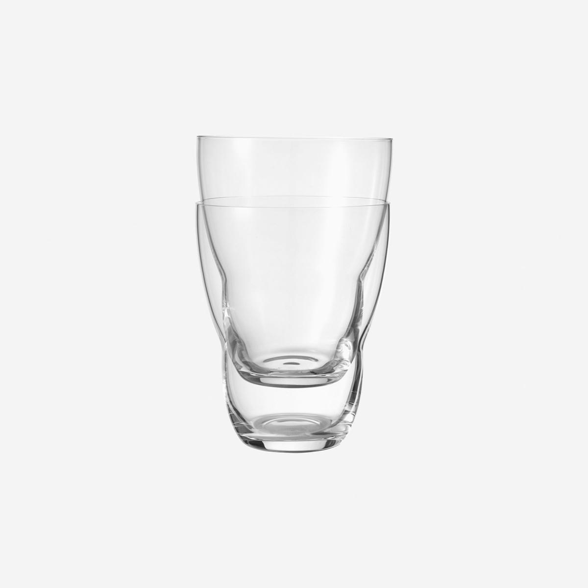 Vipp   Glas 33 cl - 2 stk. - Bolighuset Werenberg