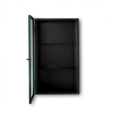 Ferm Living | Haze Wall Cabinet - Wired glas | Bolighuset Werenberg