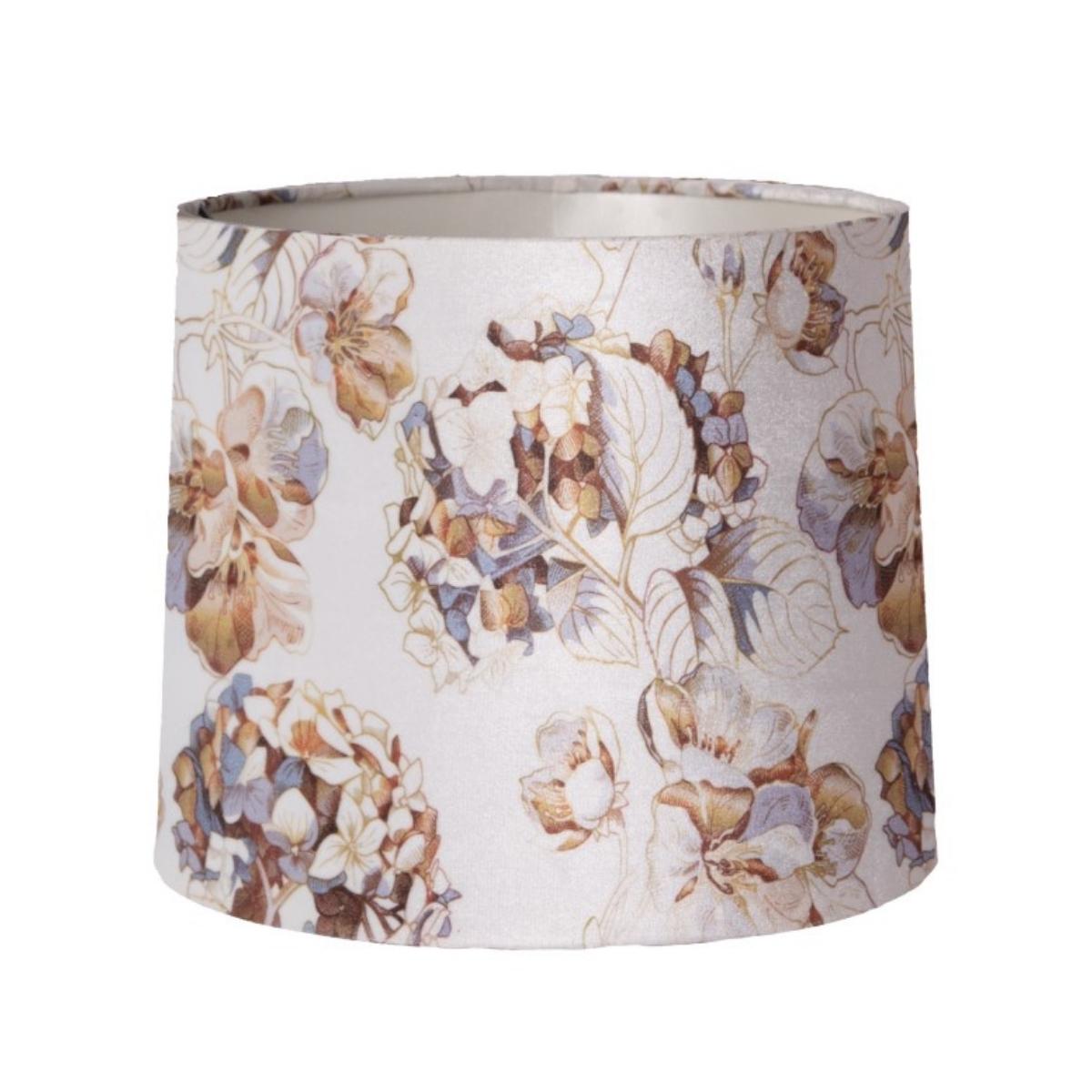 AU Maison   Shade Blossom lampeskærm - Creme - Bolighuset Werenberg