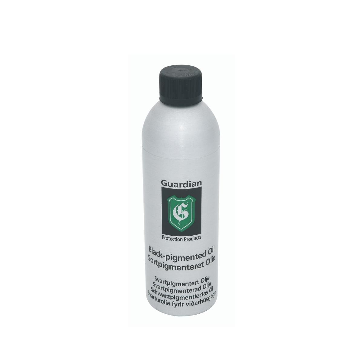 Guardian   Plejemiddel - Sortpigmenteret olie - Bolighuset Werenberg