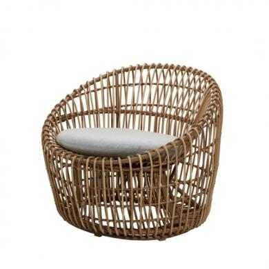 Cane-line | Nest Round stol - Bolighuset Werenberg