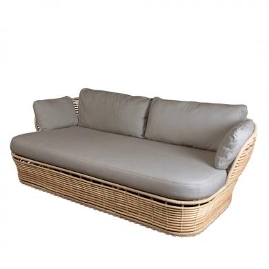 Cane-line   Basket 2-pers. sofa - Bolighuset Werenberg
