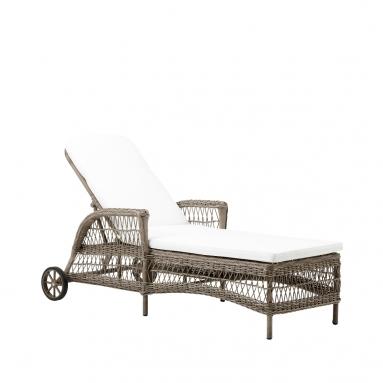 Køb Sika-Design | Daisy Exterior – Liggestol – Sika-Design | Siddehynde – Hynde | Coffee – B453