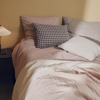 Compliments | Stone Bed Linen - Rose | Bolighuset Werenberg