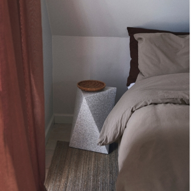 Compliments | Stone Bed Linen - Sand | Bolighuset Werenberg