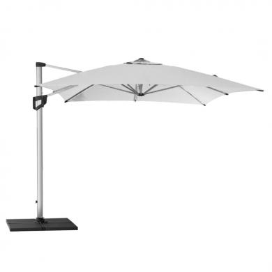 Cane-line   Hyde Luxe parasol, 3x4 m - Silver