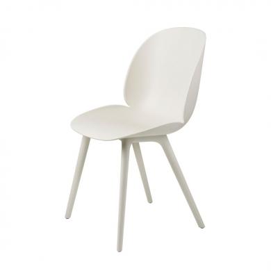GUBI | Beetle Dining Chair - Plastic Base, Outdoor | Bolighuset Werenberg