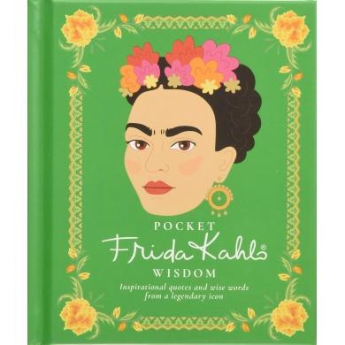 New Mags | Bog -  Pocket Frida Kahlo Wisdom - Bolig huset Werenberg