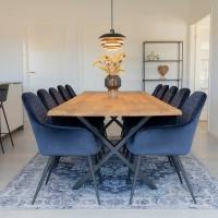 House Nordic   Toulon Spisebord - 300x100 cm   Bolighuset Werenberg