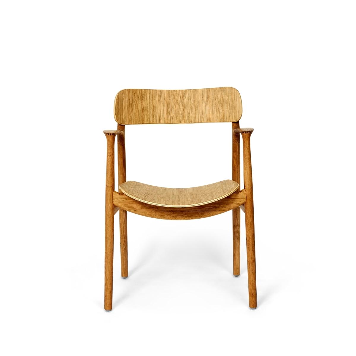 Bent Hansen | Asger stol - Bolighuset Werenberg