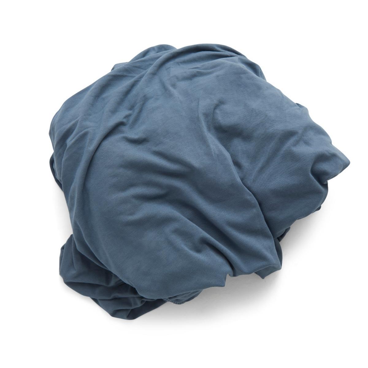 Auping   Jersey Faconlagen Cool Grey 70 cm 200 cm