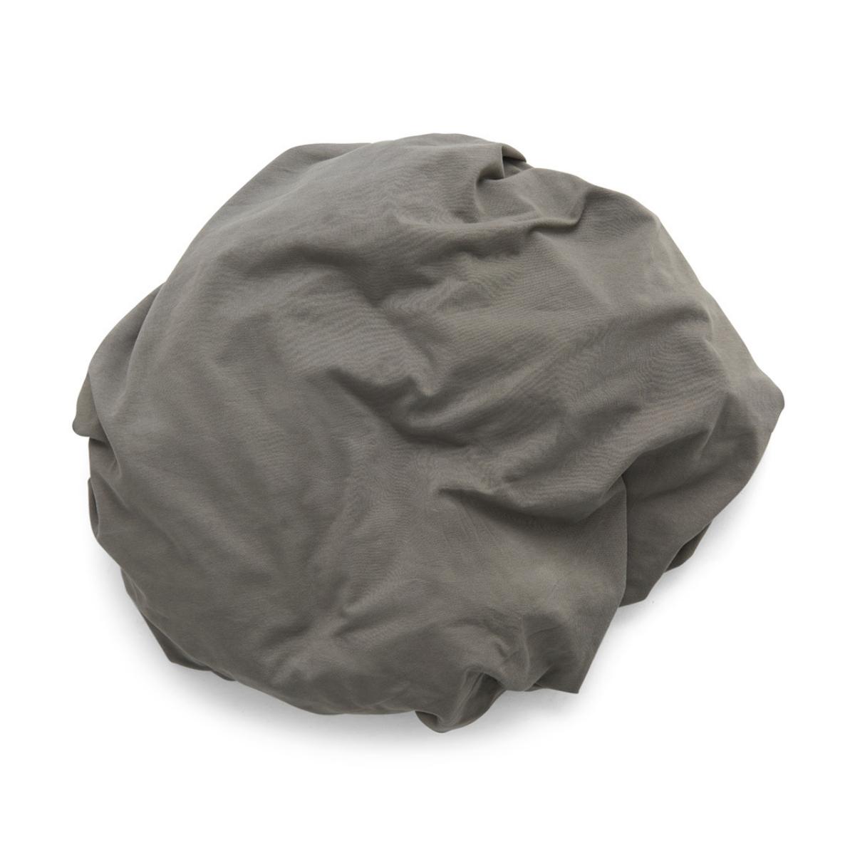 Auping   Jersey Faconlagen Warm grey 70 cm 200 cm