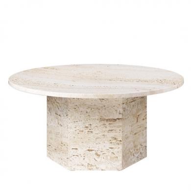 GUBI   Epic Coffee Table - Round, 80 cm   Bolighuset Werenberg