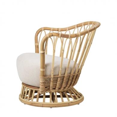 GUBI | Grace Lounge Chair - Bolighuset Werenberg