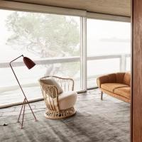 GUBI   Grace Lounge Chair - Bolighuset Werenberg