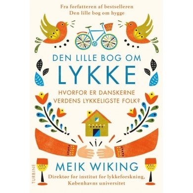 New Mags | Bog -  Den lille bog om lykke - Bolighuset Werenberg