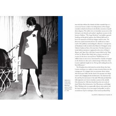New Mags | Bog -  Little Book of Yves Saint Laurent - Bolighuset Werenberg