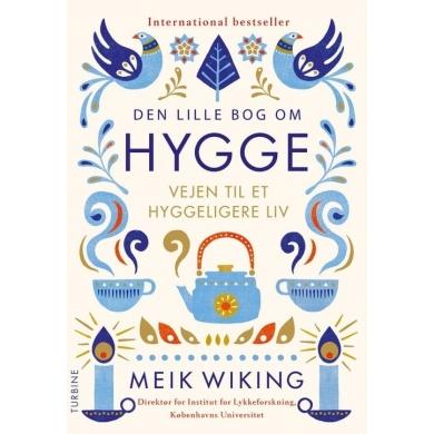 New Mags | Bog -  Den lille bog om hygge - Bolighuset Werenberg