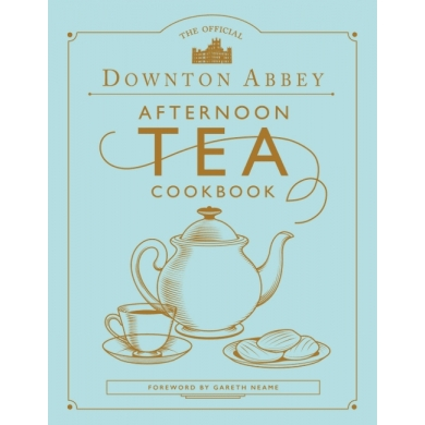 New Mags | Bog -  Downton Abbey Afternoon Tea Cookbook