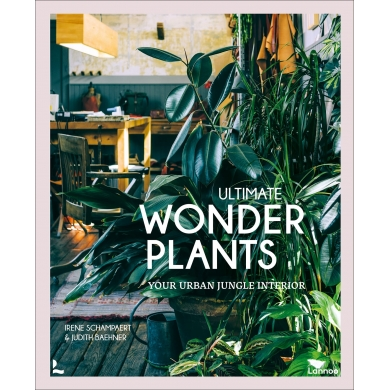 New Mags | Bog -  Ultimate Wonderplants - Bolighuset Werenberg