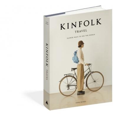 New Mags | Bog - Kinfolk Travel - Bolighuset Werenberg