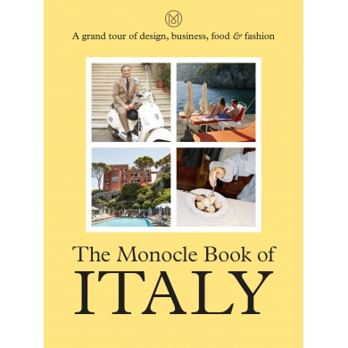 New Mags | Bog -  The Monocle Book of Italy - Bolighuset Werenberg