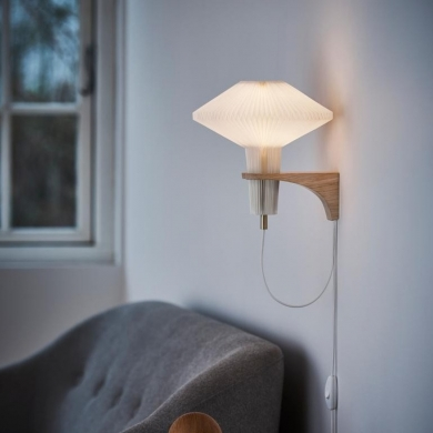 LE KLINT Mushroom væglampe |  Bolighuset Werenberg