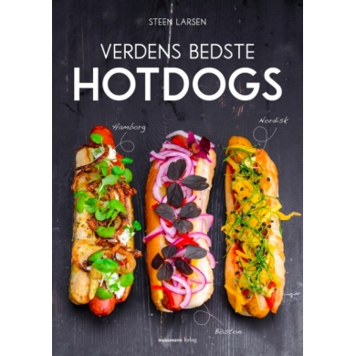 New Mags | Bog - Verdens bedste hotdogs - Bolighuset Werenberg