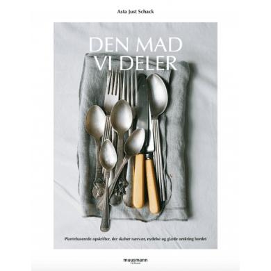 New Mags | Bog - Den mad, vi deler - Bolighuset Werenberg