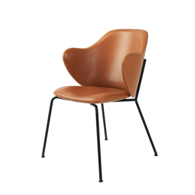 By Lassen | Lassen Chair - Silk Leather - Bolighuset Werenberg