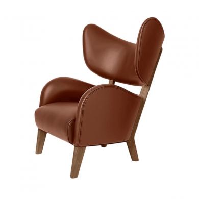 By Lassen | My Own Chair - Nevada Læder - Bolighuset Werenberg