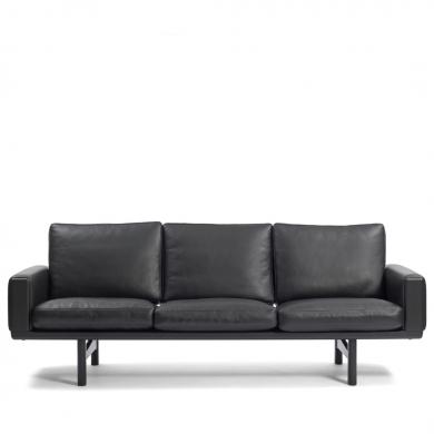 Getama   Wegner GE236 Sofa - Bolighuset Werenberg