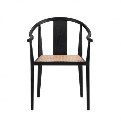 NORR11   Shanghai Dining Chair - Rattan   Bolighuset Werenberg