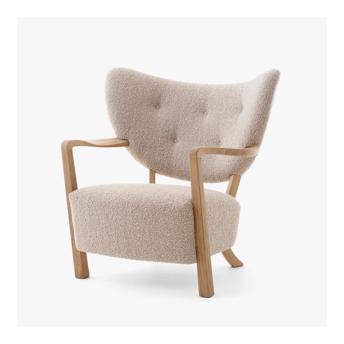&Tradition   Wulff ATD2 Lounge Chair - Bolighuset Werenberg