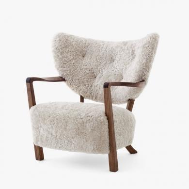 &Tradition | Wulff ATD2 Lounge Chair - Bolighuset Werenberg