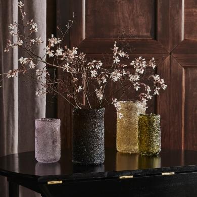 Nordal | Clyde Vase - Amber - Bolighuset Werenberg