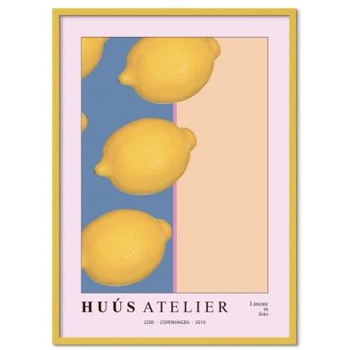 Poster & Frame | Limone - Bolighuset Werenberg
