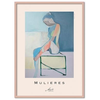 Poster & Frame | Luna - Bolighuset Werenberg