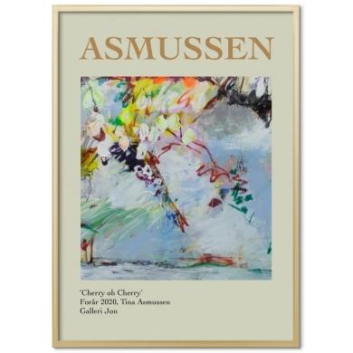 Poster & Frame | Cherry oh Cherry no. 2 - Bolighuset Werenberg