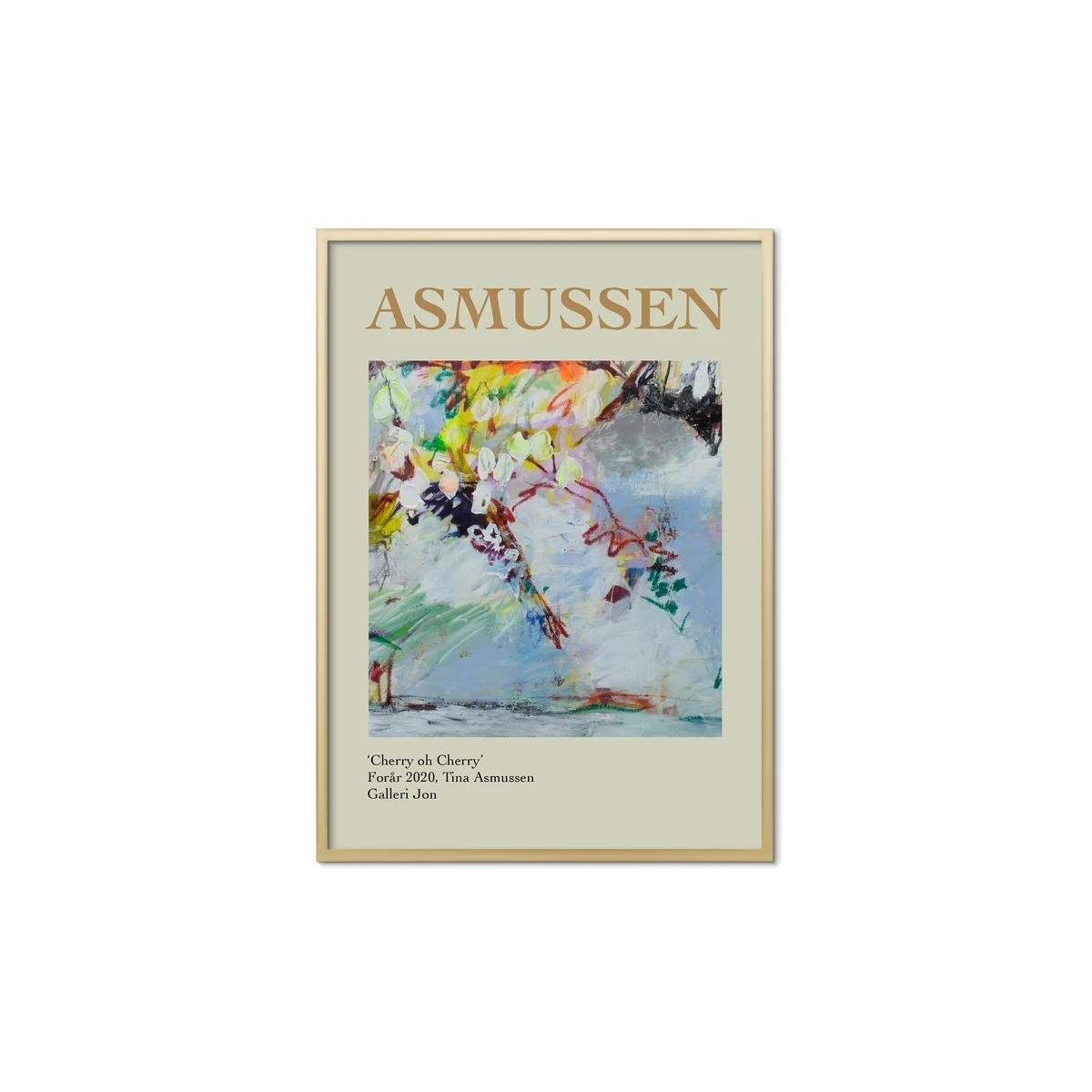 Poster & Frame   Cherry oh Cherry no. 2 - Bolighuset Werenberg