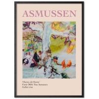 Poster & Frame | Cherry oh Cherry no. 1 - Bolighuset Werenberg
