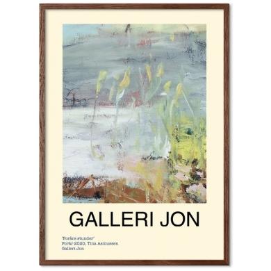 Poster & Frame | Forårs Stunder no. 1 - Bolighuset Werenberg
