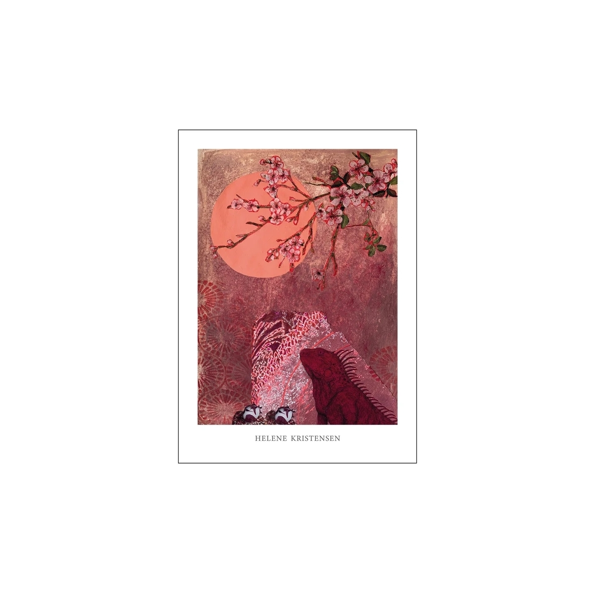 Poster & Frame | Iquana - Bolighuset Werenberg