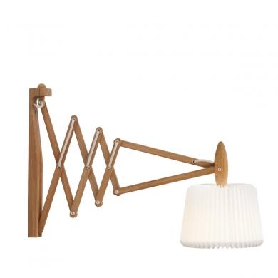 LE KLINT Sax væglampe | Bolighuset Werenberg