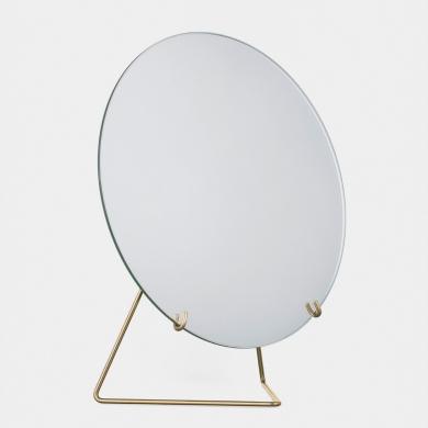 Moebe | Standing Mirror - Ø20 - Bolighuset Werenberg