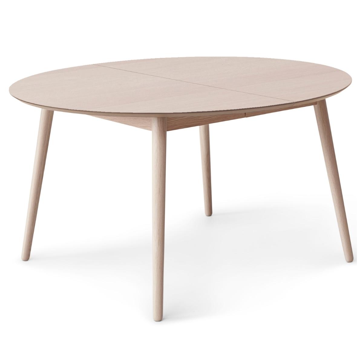 Hammel   Meza Round spisebord - Ø135 cm - Bolighuset Werenberg