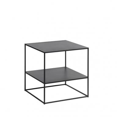 Unique Furniture   Pebble coffee table - Størrelser sofaborde - 50 x 50 cm
