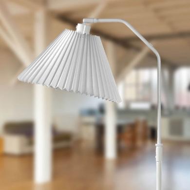 Ellight  Berlin gulvlampe i børstet stål